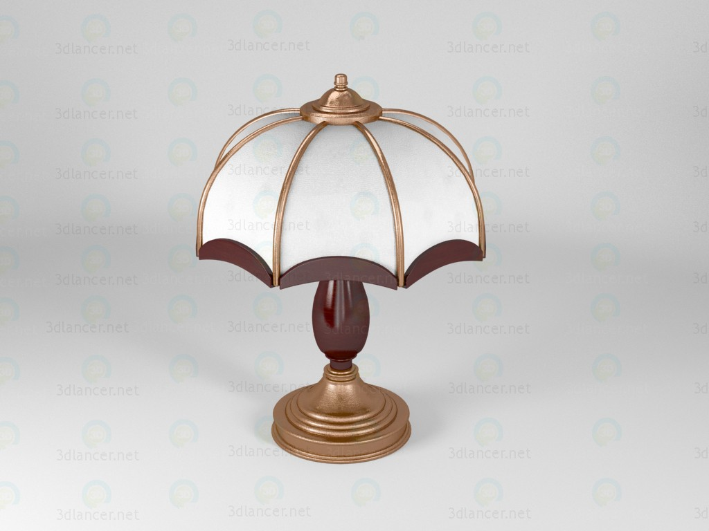3d modeling lamp model free download