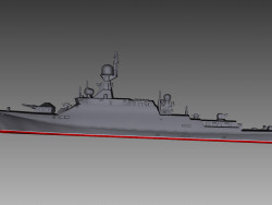 Small Missile Cruiser