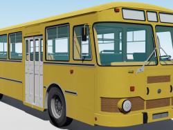 Bus LiAZ-677
