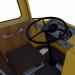 3d Bus LiAZ-677 model buy - render