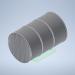 3d Barrel 200L model buy - render
