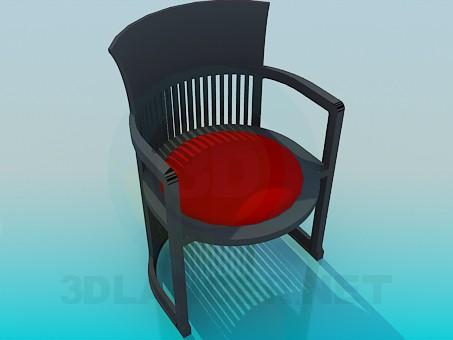 Modelo 3d Cadeira - preview
