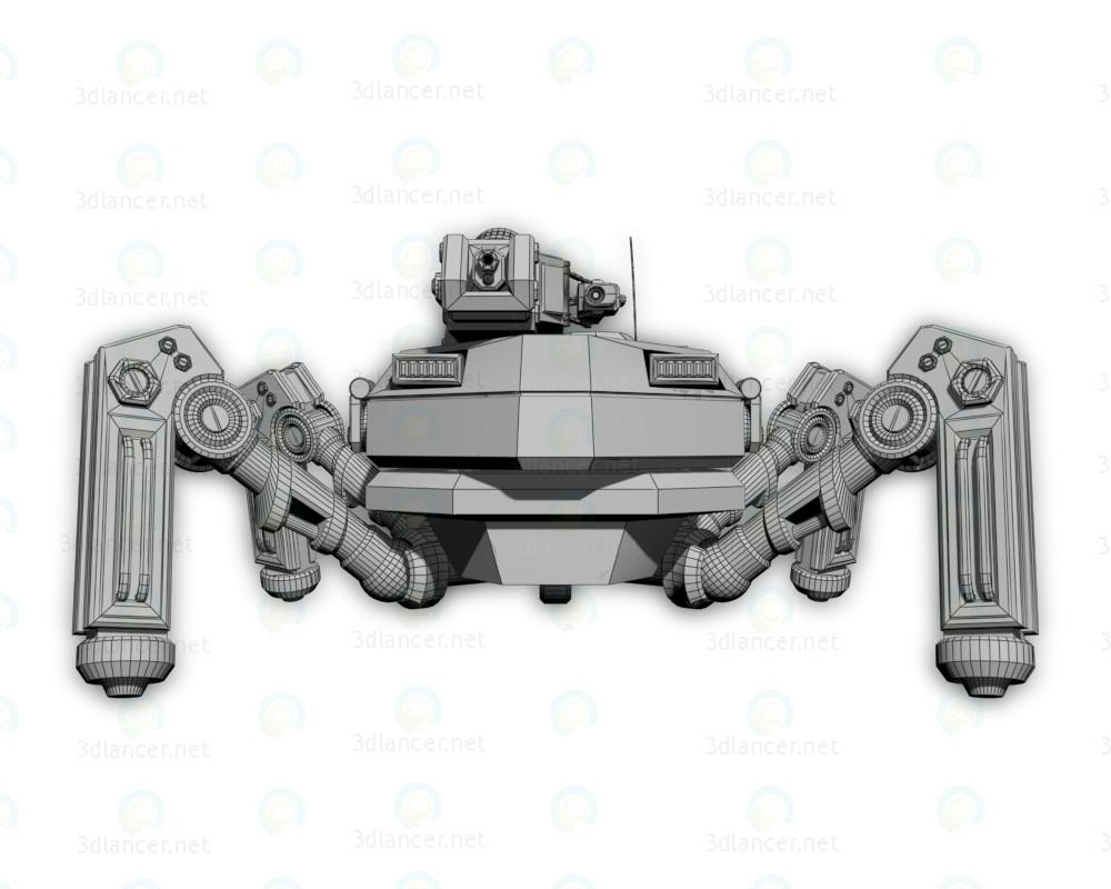 Ingeniería bot Praefectus M2 3D modelo Compro - render