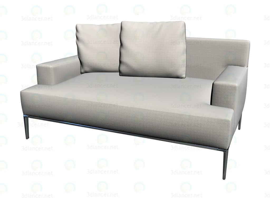 3d model Sofa J160C1 - preview