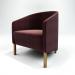 3 डी कुरसी मॉडल खरीद - रेंडर