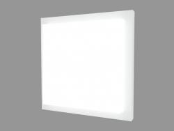 लैंप की दीवार ZEN SQUARE (S6960W)