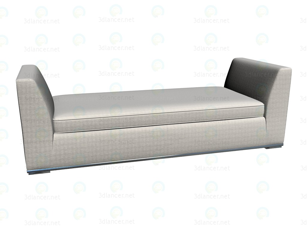 3d model Daybed 9950 - preview