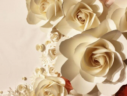 गुलाब 3 डी