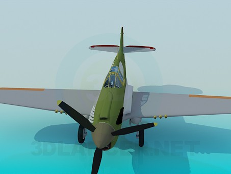 3d modeling P40E model free download