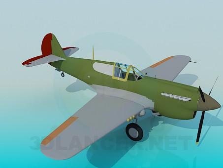 3d model P40E - preview