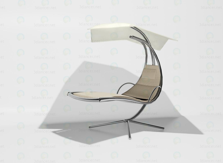 modelo 3D Salón de la calesa de Diva - escuchar