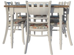 Provence Dining table and chairs