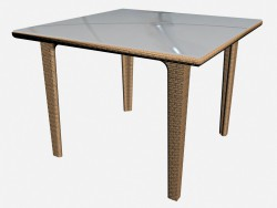 Dining table Table Base 6482 88101