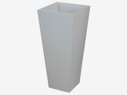 caixa de flor AGE vaso