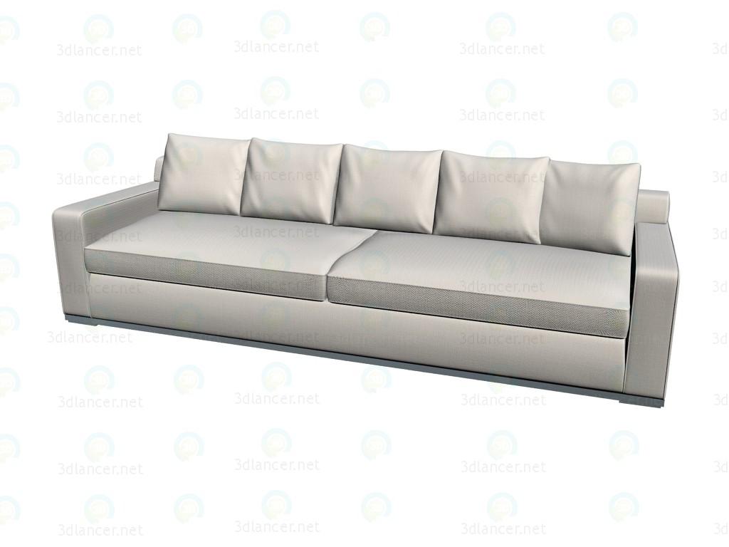 3d model Sofa 9861 - preview