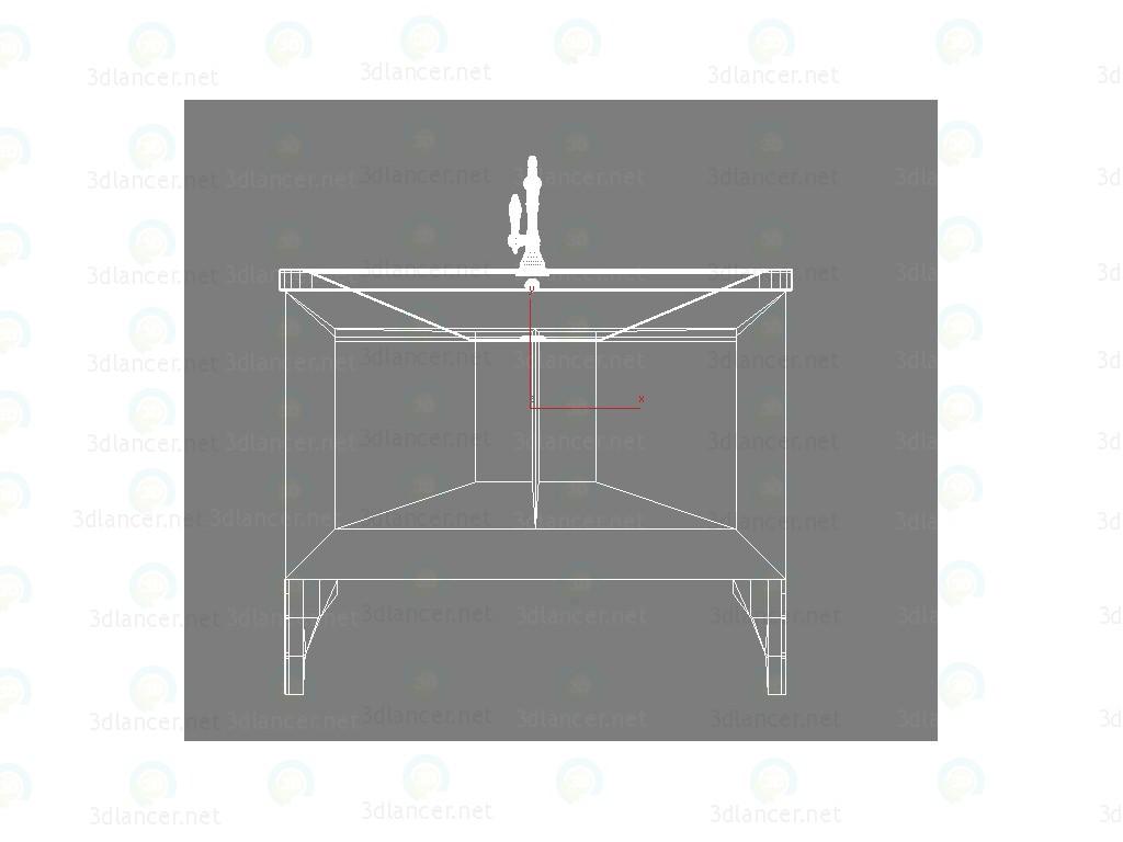 modelo 3D Color 100 de Avila dos (KORA) - escuchar