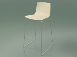 Chaise de bar 3912 (bouleau blanc)