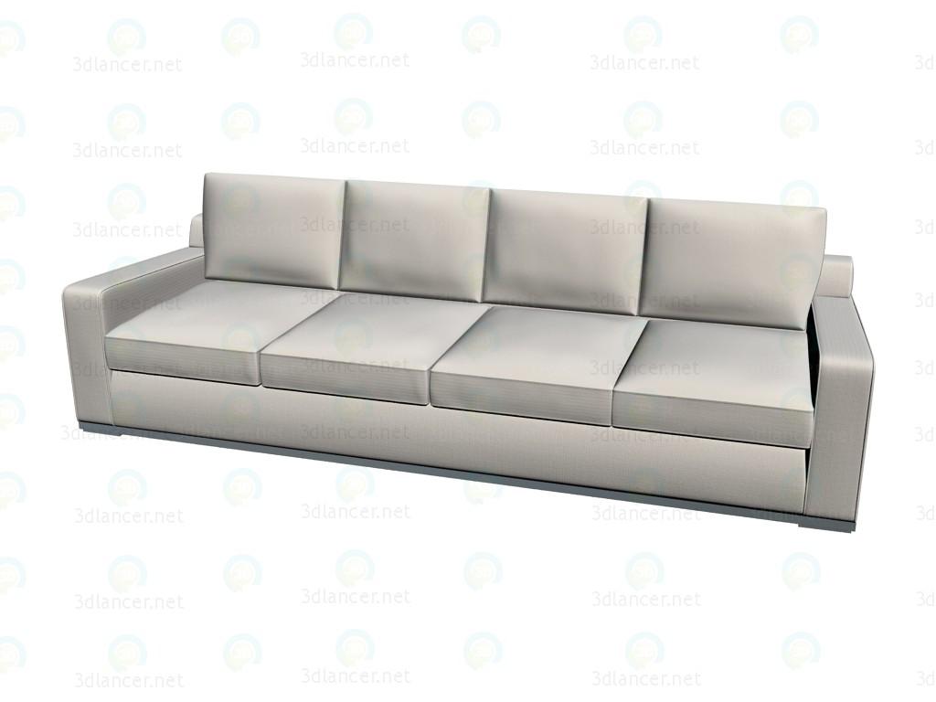3d model Sofa 9863 - preview