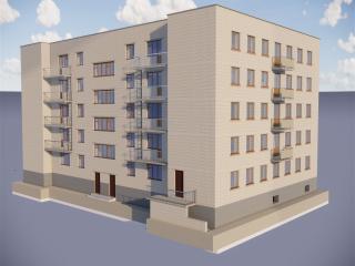 House hostel 164-80-1 series