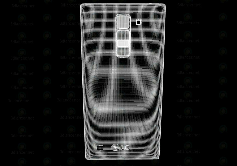 3d LG Magna Смартфон (Smartphone телефон) модель купить - ракурс
