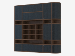Furniture wall for the living room (go 200)