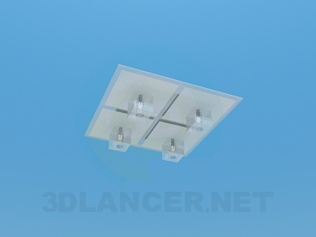 3d model Kit luminaire - preview