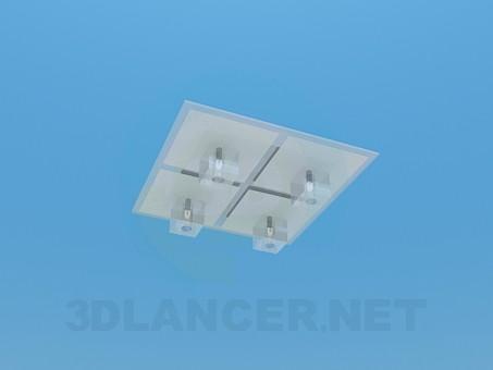 3 डी मॉडल किट luminaire - पूर्वावलोकन