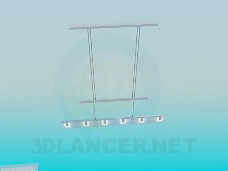 3d model Kit luminaire - preview