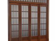 A set of doors