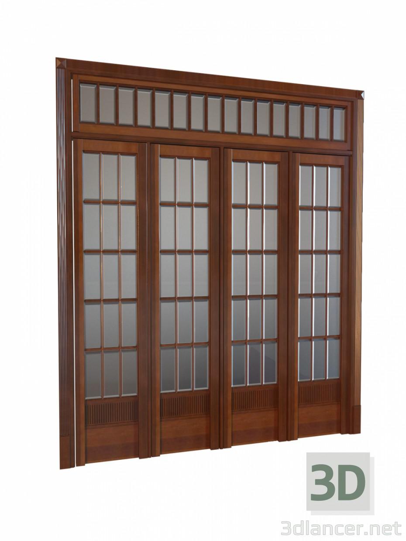 descarga gratuita de 3D modelado modelo Un par de puertas