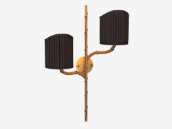 Sconce in the style of art deco Leonard (109191)