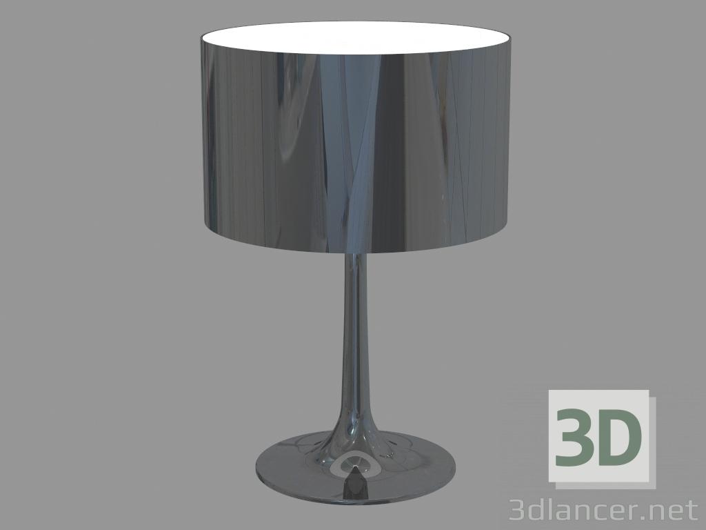 Sensational 3D Model Table Lamp Spun Light Table 2 Flos Max 2013 Home Interior And Landscaping Mentranervesignezvosmurscom