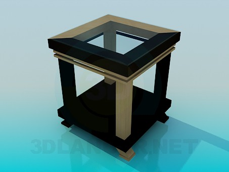 3d model Coffee table - preview