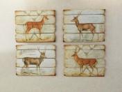 Panels Deer