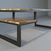 3d model LOFT style coffee table - preview