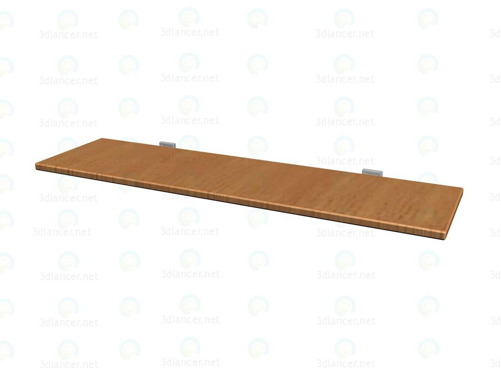 3d modeling Shelf A100 model free download