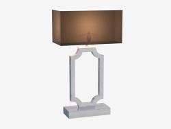 Lampada da tavolo in stile art deco Sterlington (109650)