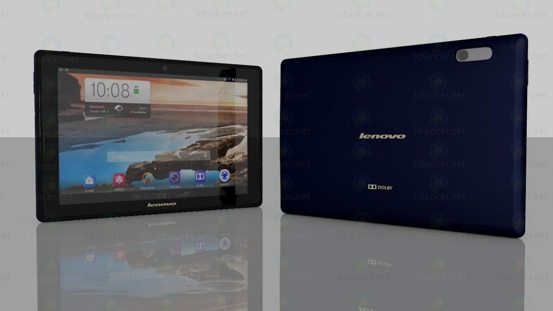 3d Lenovo A10 (7600) модель купити - зображення