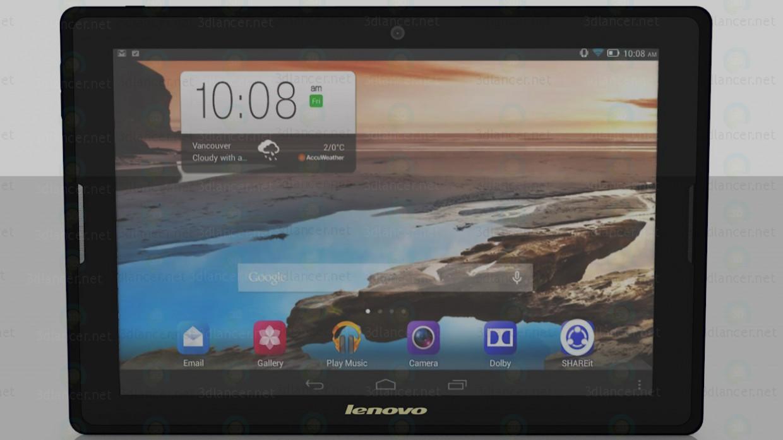 3d Lenovo A10 (7600) model buy - render