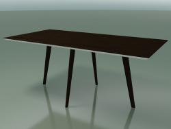 Rectangular table 3505 (H 74 - 180x90 cm, M02, Wenge, option 1)
