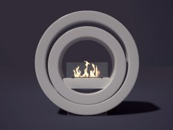 Ethanol Bio fireplace