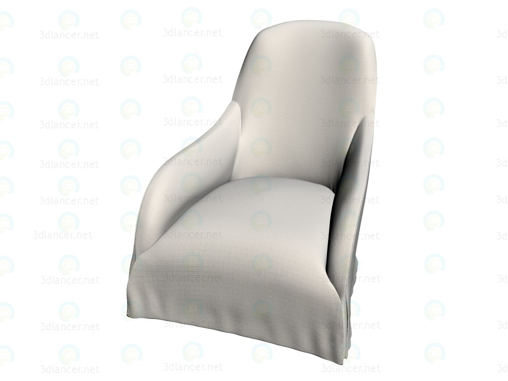 3d model Chair 9750FG - preview