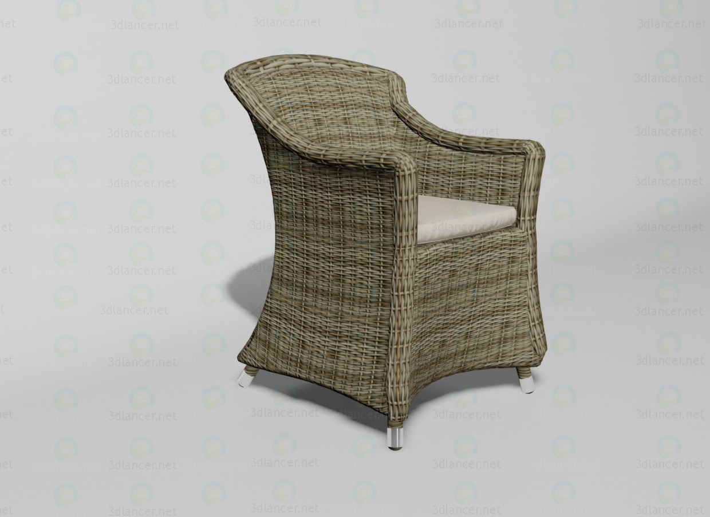 3d модель Matinique крісло – превью
