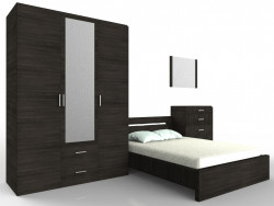 "Bedroom set from ""Union"""