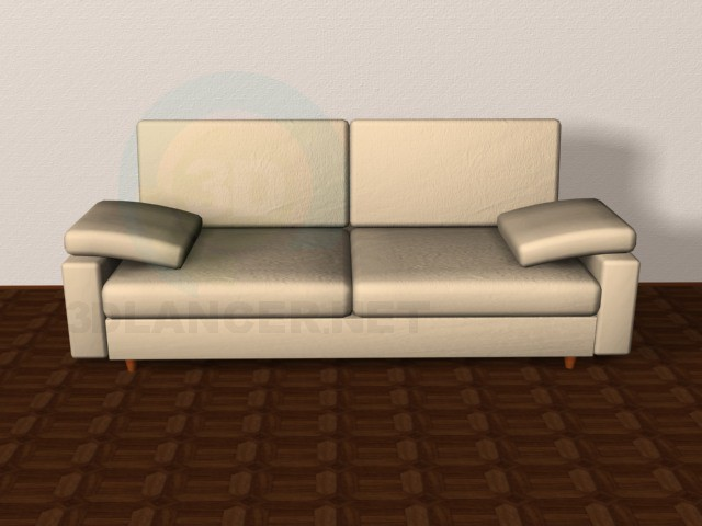 3d model Sofa and armchairs - preview