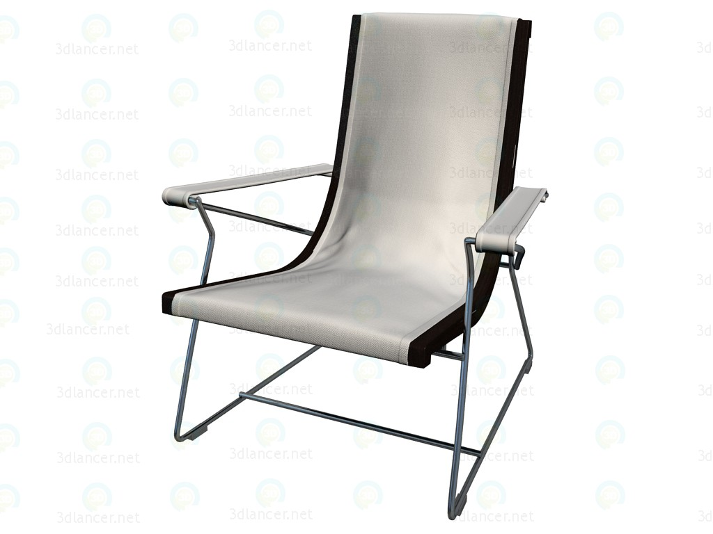 3d model Chair PJ85F - preview