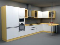 Полная кухня