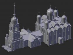 Vladimir. Himmelfahrts-Kathedrale
