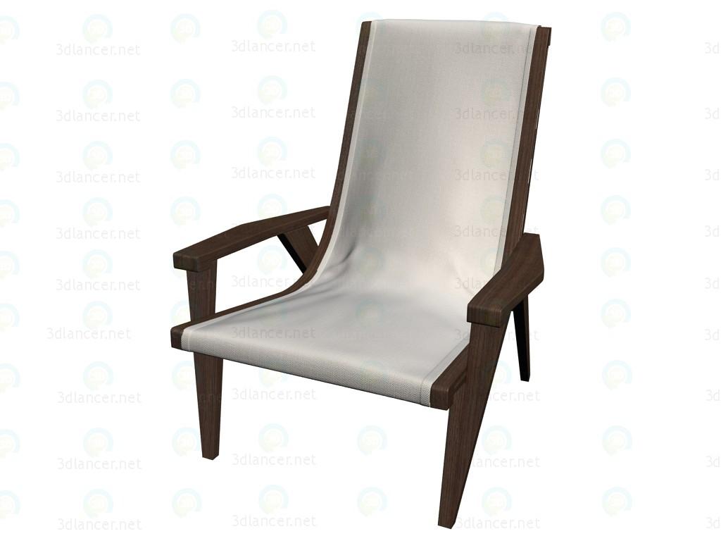 3d model Chair PJ85L - preview