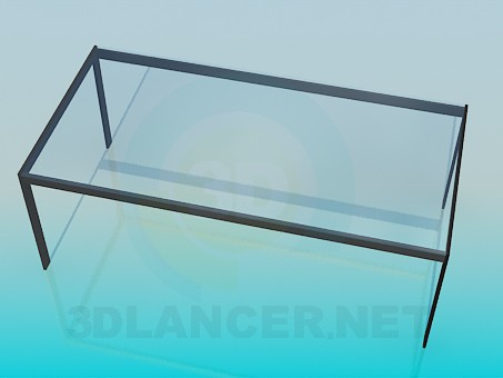 3d modeling Coffee table model free download